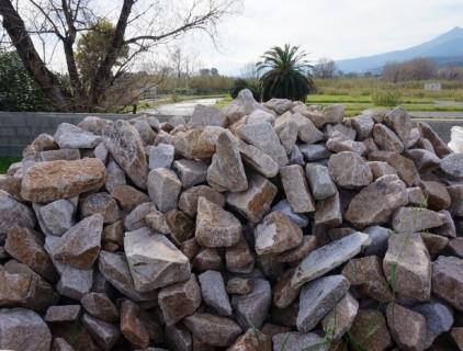 Pierres à Bâtir Granit